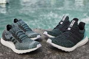 Parley for the Oceans x adidas 全新联名 UltraBOOST 系列正