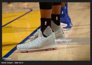 NBA 季后赛球鞋上脚 - 5.31热门新闻